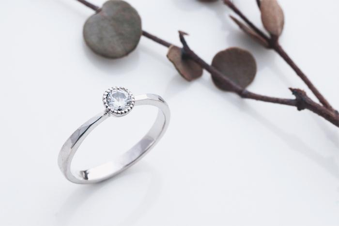 手作り結婚指輪・シンプルリングコース