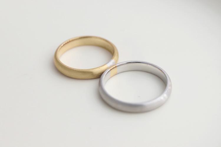 大切な人と素材をシェアする指輪