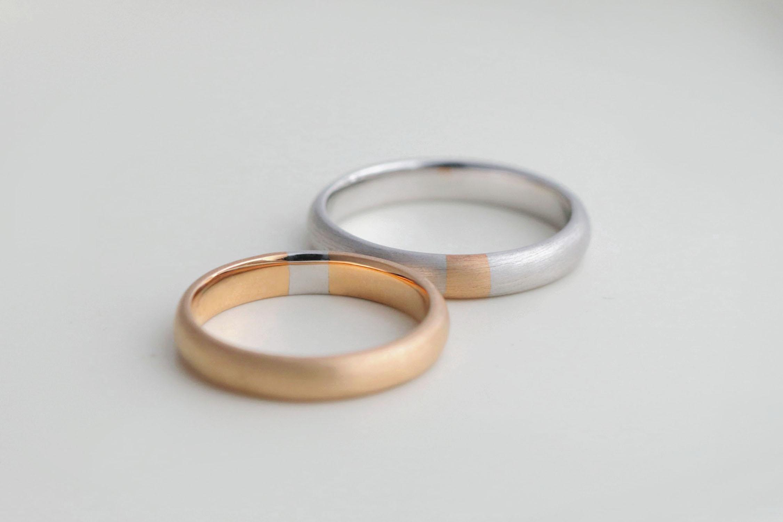 素材を組み合わせた指輪も手作りできる