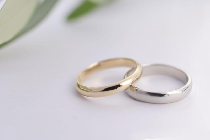 自分で作るの結婚指輪