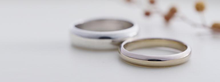 ついぶ京都工房の手作り結婚指輪