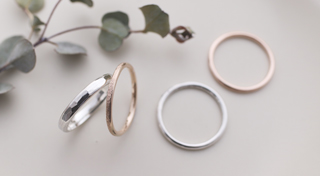 指輪手作り体験